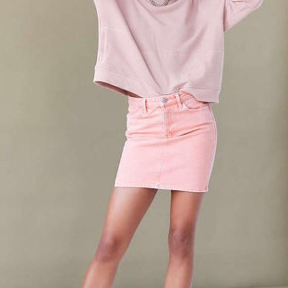 ca75e3dd9d BDG Skirts | Pink Denim Skirt | Poshmark